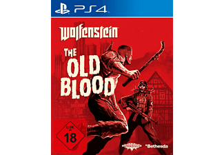 Wolfenstein: The Old Blood (Software Pyramide) [PlayStation 4]
