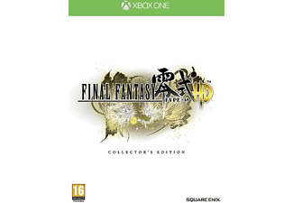 Final Fantasy Type-0 - Collectors Edition Xbox One