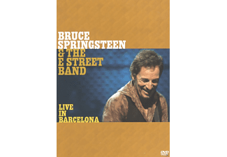 Bruce Springsteen, The E Street Band - LIVE IN BARCELONA - (DVD)