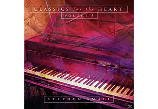 Steven Small - Classics For The Heart 3 - (CD)