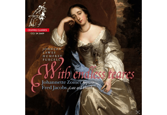 Zomer,Johanette/Jacobs,Fred - With Endless Teares - (SACD Hybrid)