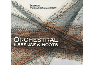 Wiener Posaunenquartett - Orchestral Essence & Roots [CD]