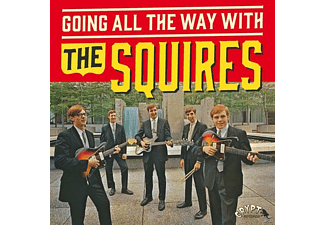 The Squires - Going All The Way With.. - (Vinyl)