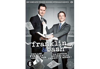 Franklin & Bash - Seizoen 2 | DVD