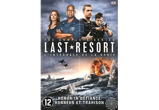 Last Resort - Seizoen 1 | DVD