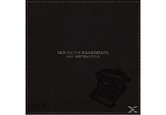 Nick And The Roundabouts - Half-Written Poems [CD]