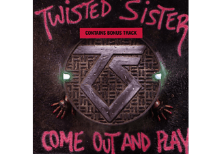 Twisted Sister - Twisted Sister - Come out and Play [CD]