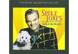 Spike Jones - Spiketaculars (CD)