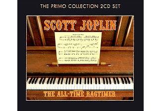 Scott Joplin - The All-Time Ragtimer (CD)