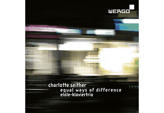 Elole-klaviertrio - Equal Ways Of Difference - (CD)