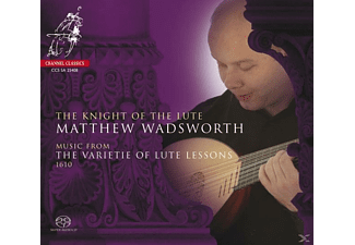 Matthew Wadsworth - THE KNIGHT OF THE LUTE - (CD)
