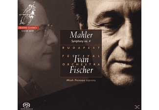 Persson & Budapest Festival Orchestra, Fischer/Budapest Festival Orch./+ - Sinfonie 4 - (SACD Hybrid)