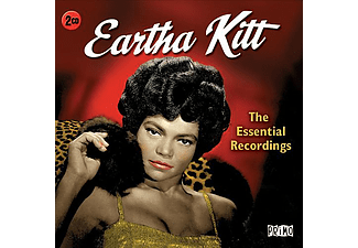 Eartha Kitt - The Essential Recordings (CD)
