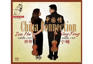 VARIOUS, Zen Hu - Ning Feng - China Connection - (SACD Hybrid)