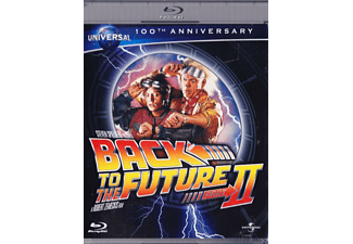 Back to the Future Part II Blu-ray