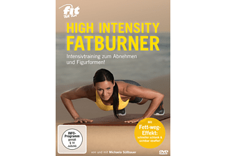 Fit For Fun - High Intensity Fatburner - Intensivtraining zum Abnehmen und Figurformen - (DVD)
