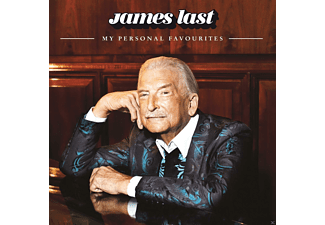 James Last - My Personal Favourites [CD]
