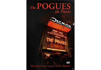 The Pogues - The Pogues In Paris - 30th Anniversary Concert - (DVD)