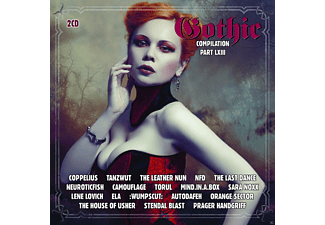 VARIOUS - Gothic Compilation 63 [CD]