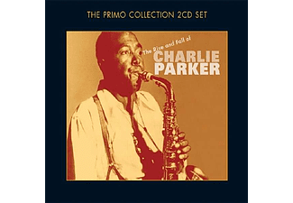 Charlie Parker - The Rise and Fall of Charlie Parker (CD)