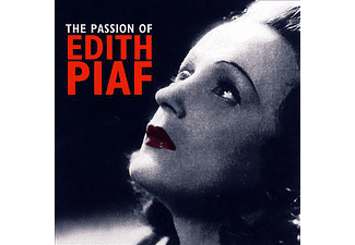 Edith Piaf - The Passion of Edith Piaf (CD)