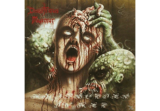 Disastrous Murmur - Rhapsodies In Red - (CD)