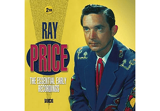 Ray Price - The Essential Early Recordings (CD)