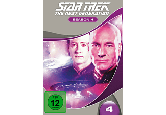 Star Trek - The Next Generation Staffel 4 - (DVD)