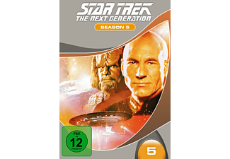 Star Trek - The Next Generation Staffel 5 [DVD]