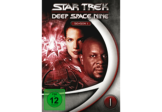 Star Trek: Deep Space Nine - Staffel 1 [DVD]