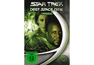 Star Trek: Deep Space Nine - Staffel 2 [DVD]