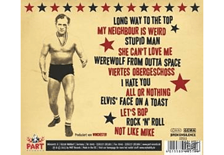 Horst With No Name - Super Champ - (CD)