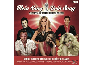 Various - Mein Song-Dein Song - (CD)
