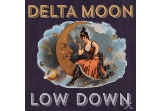 Delta Moon - Low Down - (CD)