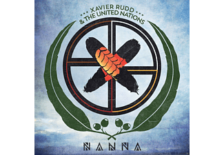 Xavier Rudd & The United Nations - Nanna [CD]