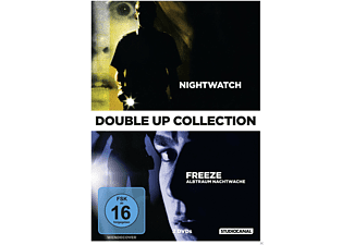 Nightwatch & Freeze - Albtraum Nachtwache / Double Up Collection [DVD]