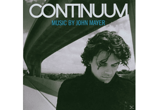John Mayer - CONTINUUM - (CD)