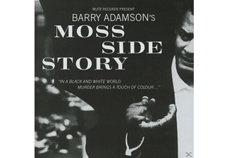 Barry Adamson - Moss Side Story [CD]