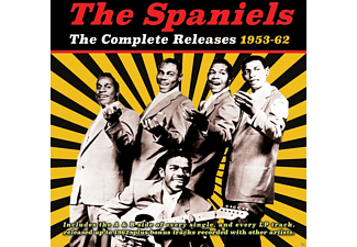 The Spaniels - The Complete Releases 1953-62 - (CD)