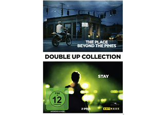 The Place Beyond the Pines & Stay / Double Up Collection [DVD]