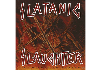 Various (slayer Tribute) - Satanic Slaughter - (Vinyl)