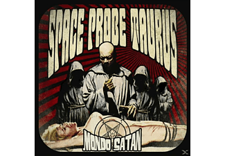 Space Probe Taurus - Mondo Satan - (CD)