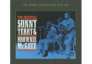 Sonny Terry & Brownie McGhee - The Essential (CD)