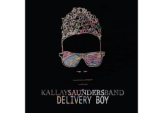 Kállay Saunders András - Delivery Boy (CD)