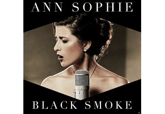 Ann Sophie - Black Smoke - (5 Zoll Single CD (2-Track))