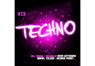 VARIOUS - Techno - (CD)