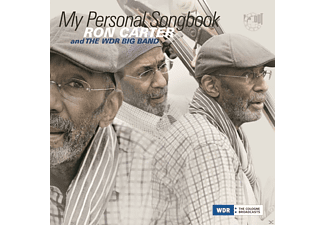 Ron Carter, Wdr Big Band - My Personal Songbook [CD]