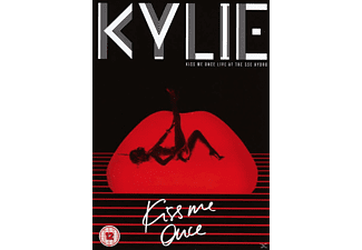 Kylie Minogue - Kiss Me Once - Live At The Sse Hydro - (DVD + CD)