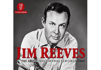Jim Reeves - The Absolutely Essential (CD)