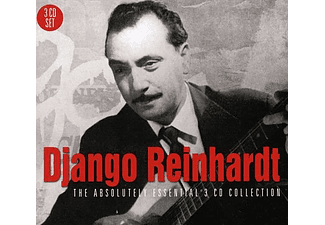 Django Reinhardt - The Absolutely Essential (CD)